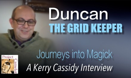 DUNCAN:  THE GRIDKEEPER:  JOURNEYS INTO MAGICK