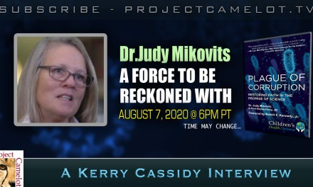 Dr. Judy Mikovits:  A Force to be Reckoned With: Vaccines and Covid