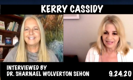 KERRY INTERVIEWED BY DR. SHARNAEL W. SEHON – PART ONE