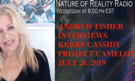 KERRY CASSIDY INTERVIEWED BY ANDREW FISHER