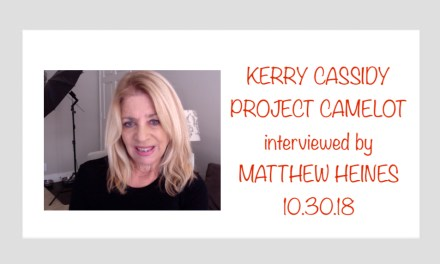 KERRY CASSIDY INTERVIEWED BY MATTHEW HEINES