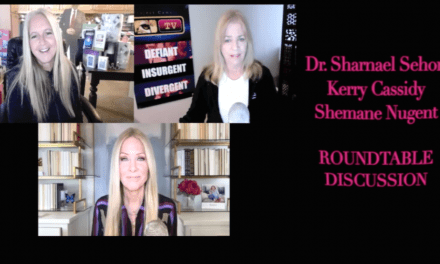 KERRY, DR. SHARNAEL SEHON AND SHEMANE NUGENT – ROUNDTABLE ON WHAT'S HAPPENING
