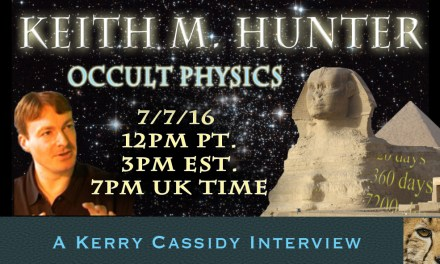 Occult Physics – Keith Hunter Interview – NOW ON YOUTUBE