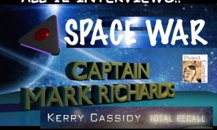 Captain Mark Richards:  the Secret Space Program – ALL INTERVIEWS