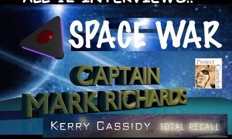 Captain Mark Richards:  the Secret Space Program – ALL INTERVIEWS
