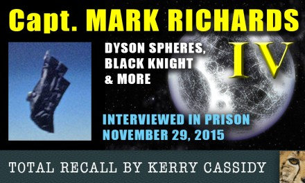 MARK RICHARDS IV – BLACK KNIGHT, DYSON SPHERES – KERRYS RECALL