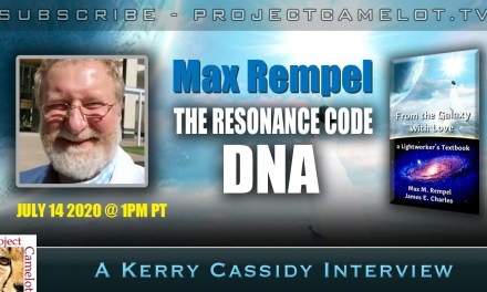 MAX REMPEL:  PhD:  THE RESONANCE CODE:  DNA