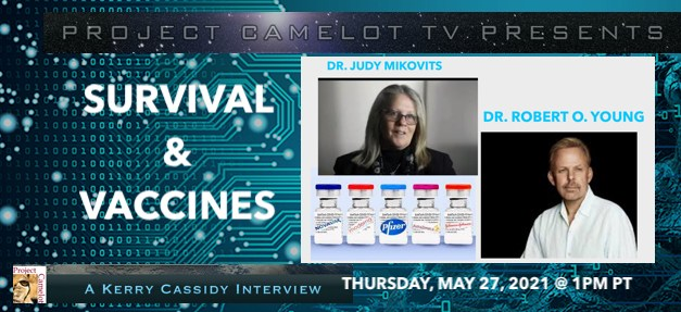 DR. JUDY MIKOVITS AND DR. ROBERT O. YOUNG RE THE VACCINES AND THE FALL-OUT