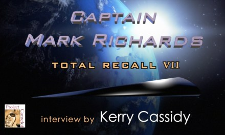 Captain Mark Richards :  Total Recall VII
