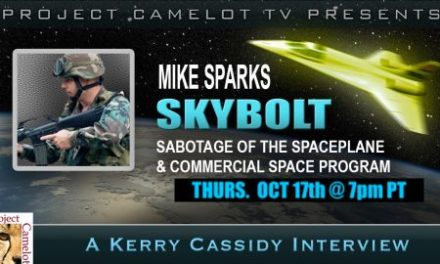 MIKE SPARKS:  SKYBOLT: SABOTAGE OF THE SPACEPLANE AND COMMERCIAL SPACE PROGRAM