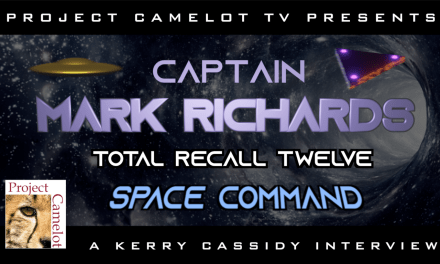 CAPTAIN MARK RICHARDS: SPACE COMMAND TOTAL RECALL TWELVE