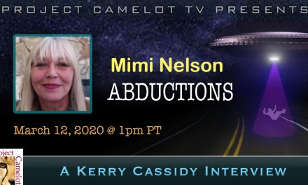 MIMI NELSON:  ABDUCTIONS AND CONTACT