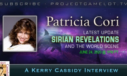 PATRICIA CORI:   AUTHOR CONTACTEE:  SIRIAN REVELATIONS UPDATE AND THE WORLD SCENE