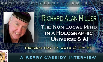 Richard Alan Miller:  Non-Local Mind, Hologram and AI