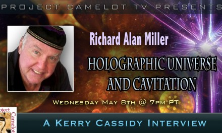 DR, RICHARD ALAN MILLER:  5G, HOLOGRAMS AND CAVITATION