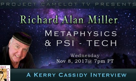 Richard Alan Miller:  Metaphysics & Psi-tech