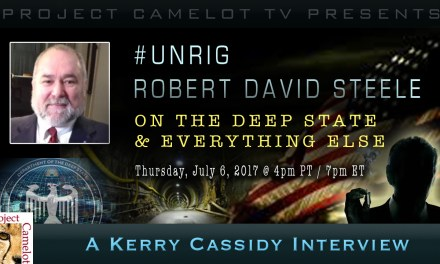 ROBERT STEELE – DEEP STATE & EVERYTHING ELSE