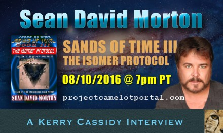 NOW ON YOUTUBE:  Sean David Morton,  Peter Kirby
