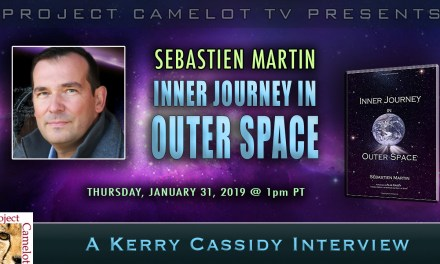 SEBASTIEN MARTIN:  INNER JOURNEY IN OUTER SPACE