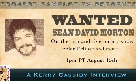 SEAN DAVID MORTON:  LIVE ON MY SHOW