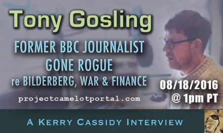 Tony Gosling  and Robert Stanley – 2 new interviews on Youtube