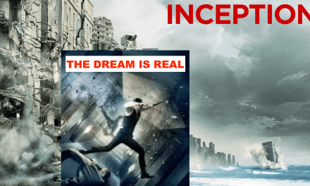 INCEPTION –  THOUGHT POLICE AND HUMANITY AS PRECOGS