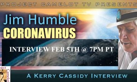 JIM HUMBLE:  CORONAVIRUS