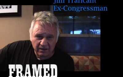 JIM TRAFICANT :  FRAMED