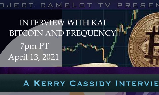 KAI:  BITCOIN & FREQUENCY – INTERVIEW