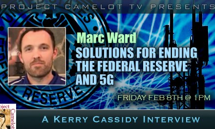 MARC WARD:  SOLUTIONS FOR ENDING THE FEDERAL RESERVE AND 5G