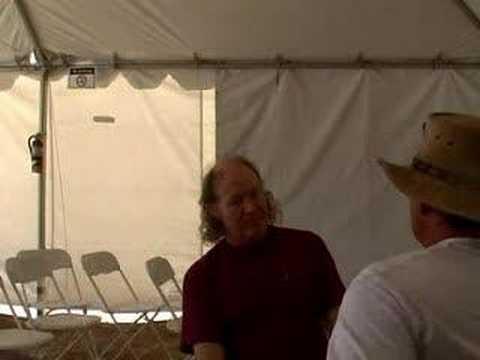 "Project Camelot interviews ""Mr X"", a former UFO archivist"