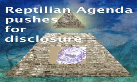 DISCLOSURE TEAMS: Reptilian Push