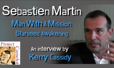 Sebastien Martin :  Starseed Awakening – An Interview