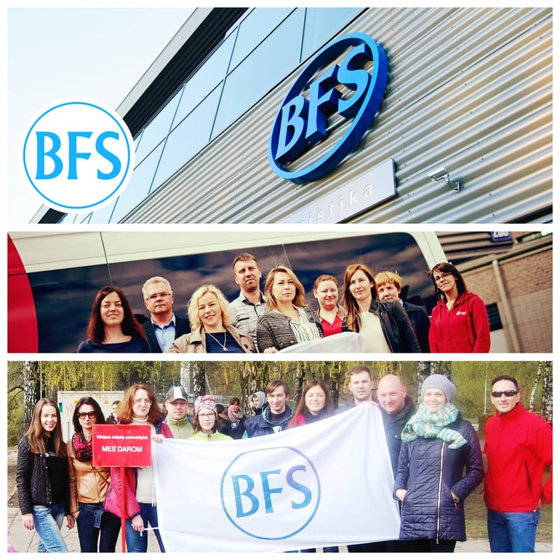 BFS Office and staff