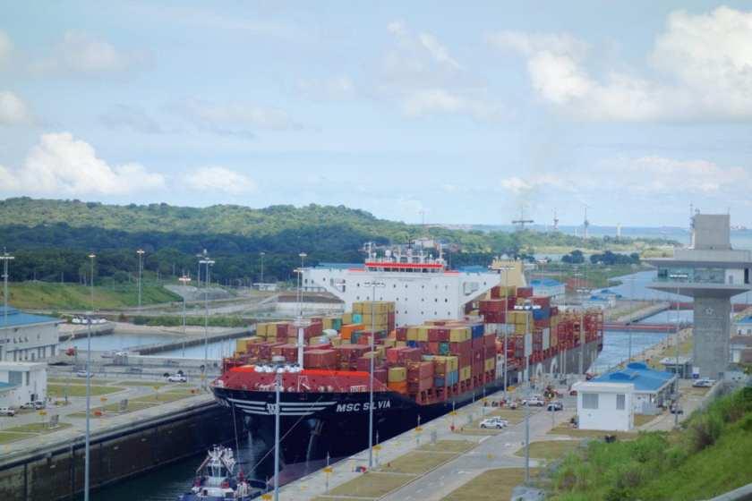 Panama Canal New Locks