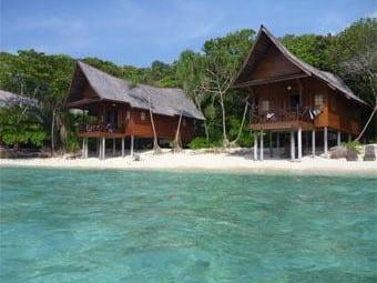 Lankayan Island Chalet