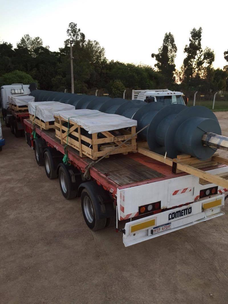 Quantum Forwarding Uruguay-Drill Bit