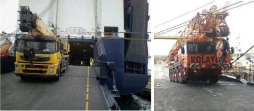 EVO Maritime Ro-Ro