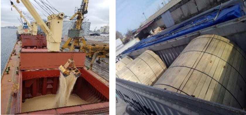Evo Maritime - Bulk Cargo - FCL and LCL