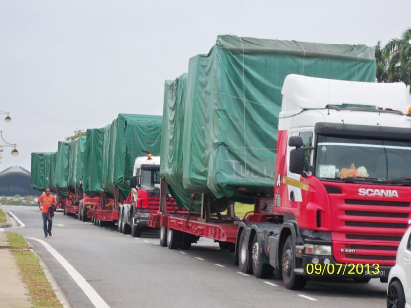 Trans International Logistiks-KLIA-2-Airport