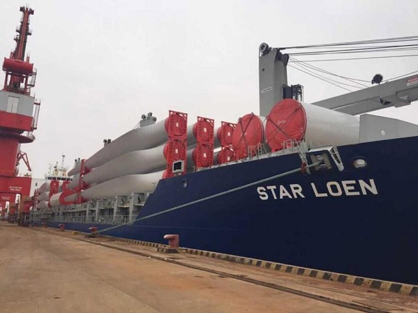 Shanghai Port Star Rigging img 04