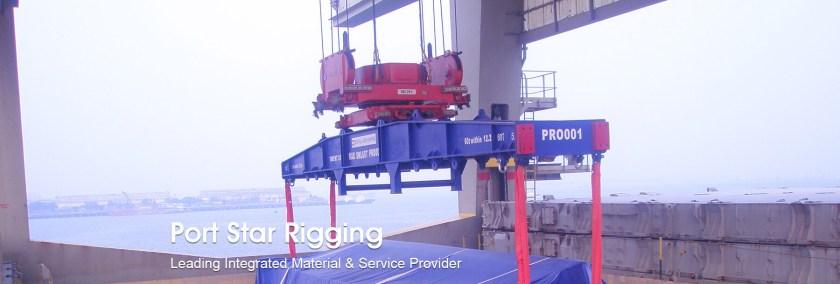 Shanghai Port Star Rigging img 05