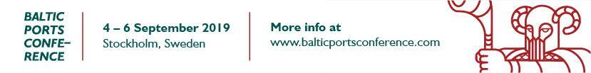 Baltic Ports Banner
