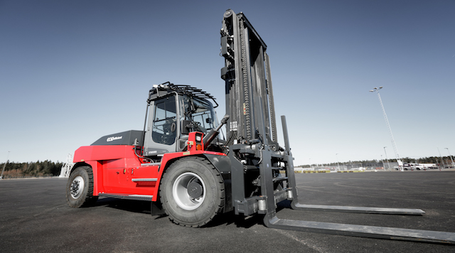 Kalmar and SCA reinforce joint commitment