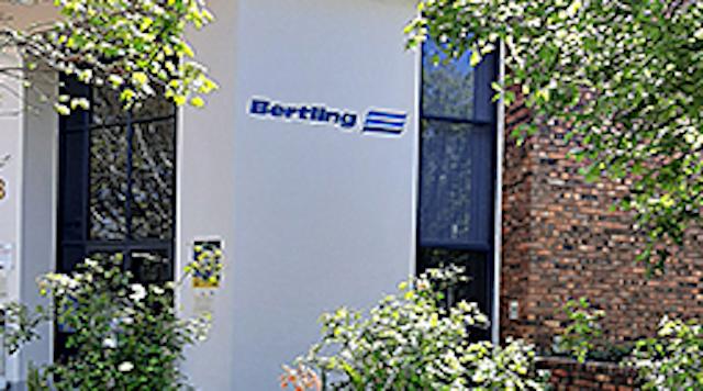 Bertling celebrates 25 years in Johannesburg