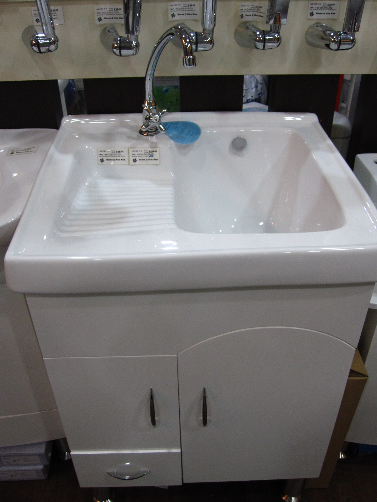 Hoe Kee Laundry Sink Project Compassvale