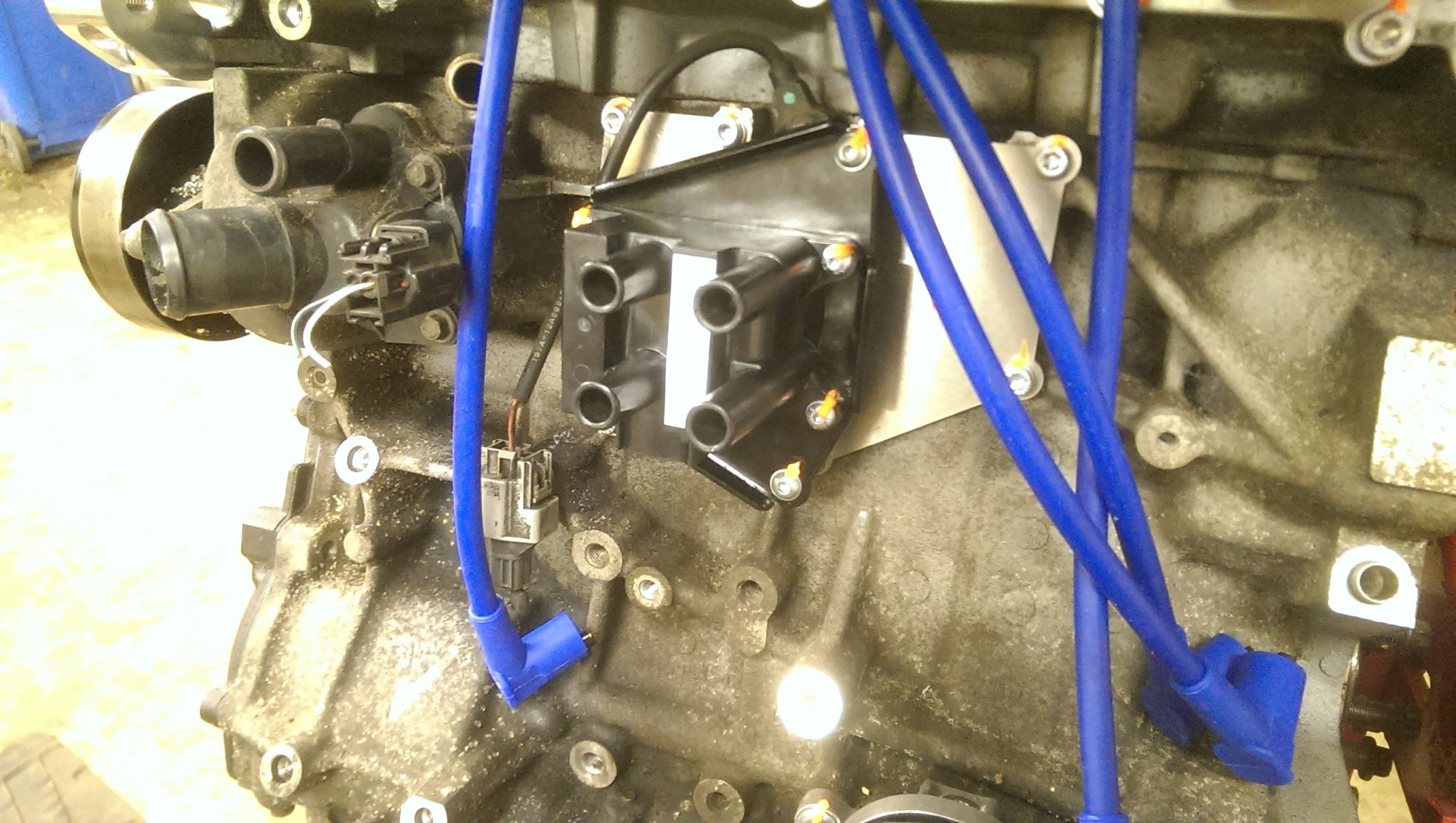 hight resolution of resolving problems and coil pack