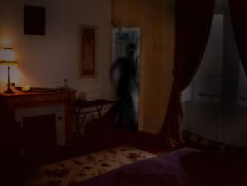 Shadow person, ghosts, oubliette, project dreamscape