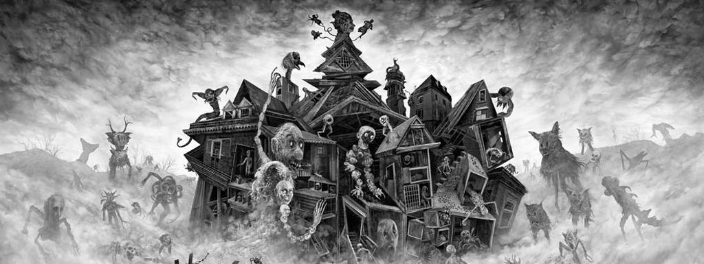 Madhouse, Brad C. Hodson, Art, Project dreamscape