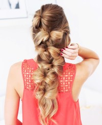 Hair Bow With Braid | real best 6 wedding hairstyle ...